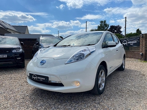 Leaf Acenta  5dr Hatchback Automatic Electric