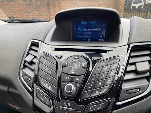 Fiesta Sport  3dr Car Derived Van Manual Diesel
