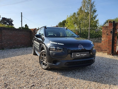 C4 Cactus Feel Hatchback 1.6 Manual Diesel