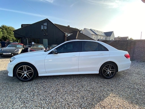 E Class AMG Night Edition 250d 2.1 4dr Saloon 7G-Tronic Plus Diesel