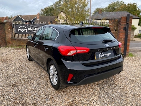 Focus Titanium 1.0 5dr Hatchback Manual Petrol