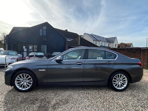 5 Series 520d Luxury Saloon 2.0 4dr Saloon Automatic Diesel