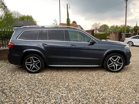 Gls Gls 350 D 4Matic Amg Line 3.0 5dr Estate Automatic Diesel