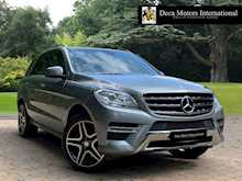 M-Class Ml250 Bluetec Amg Sport Estate 2.1 Automatic Diesel