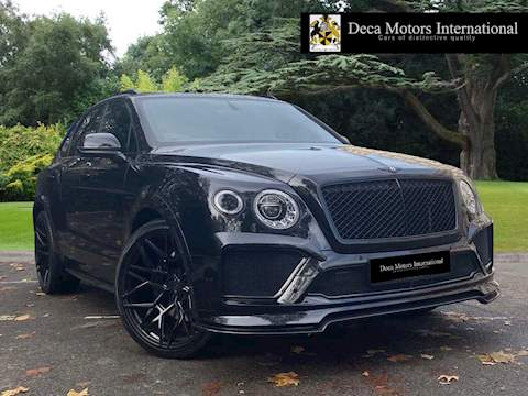 Bentley Bentayga V8 Estate 4.0 Automatic Petrol