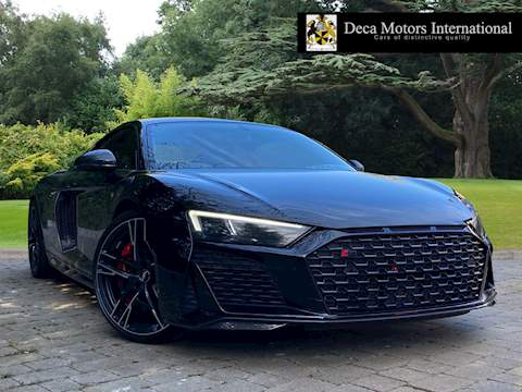 Audi R8 V10 Performance Carbon Black Quattro Coupe 5.2 Semi Auto Petrol