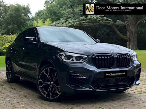 BMW X4 M Competition Coupe 3.0 Automatic Petrol
