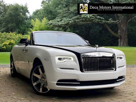 Rolls Royce Dawn V12 Convertible 6.6 Automatic Petrol