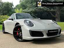 3.0T 991 Carrera 4S Coupe 2dr Petrol PDK 4WD (s/s) (420 ps)