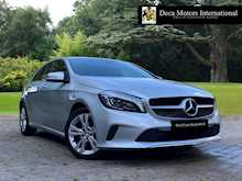 1.6 A200 Sport Hatchback 5dr Petrol 7G-DCT (s/s) (156 ps)