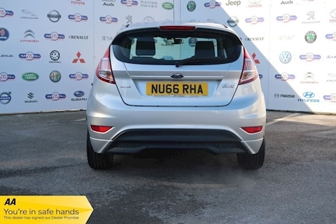 Fiesta St-Line Hatchback 1.0 Manual Petrol