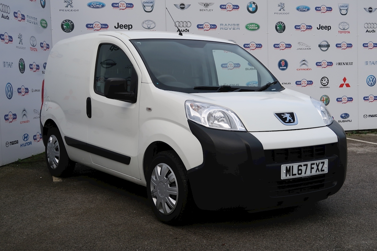 Peugeot Bipper Professional 1.3 3dr Panel Van Manual Diesel