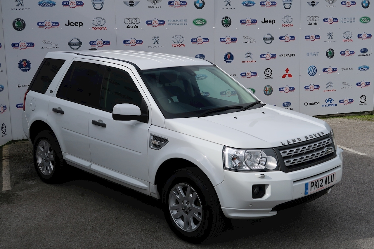 Land Rover Freelander 2 XS 2.2 5dr Station Wagon Automatic Diesel