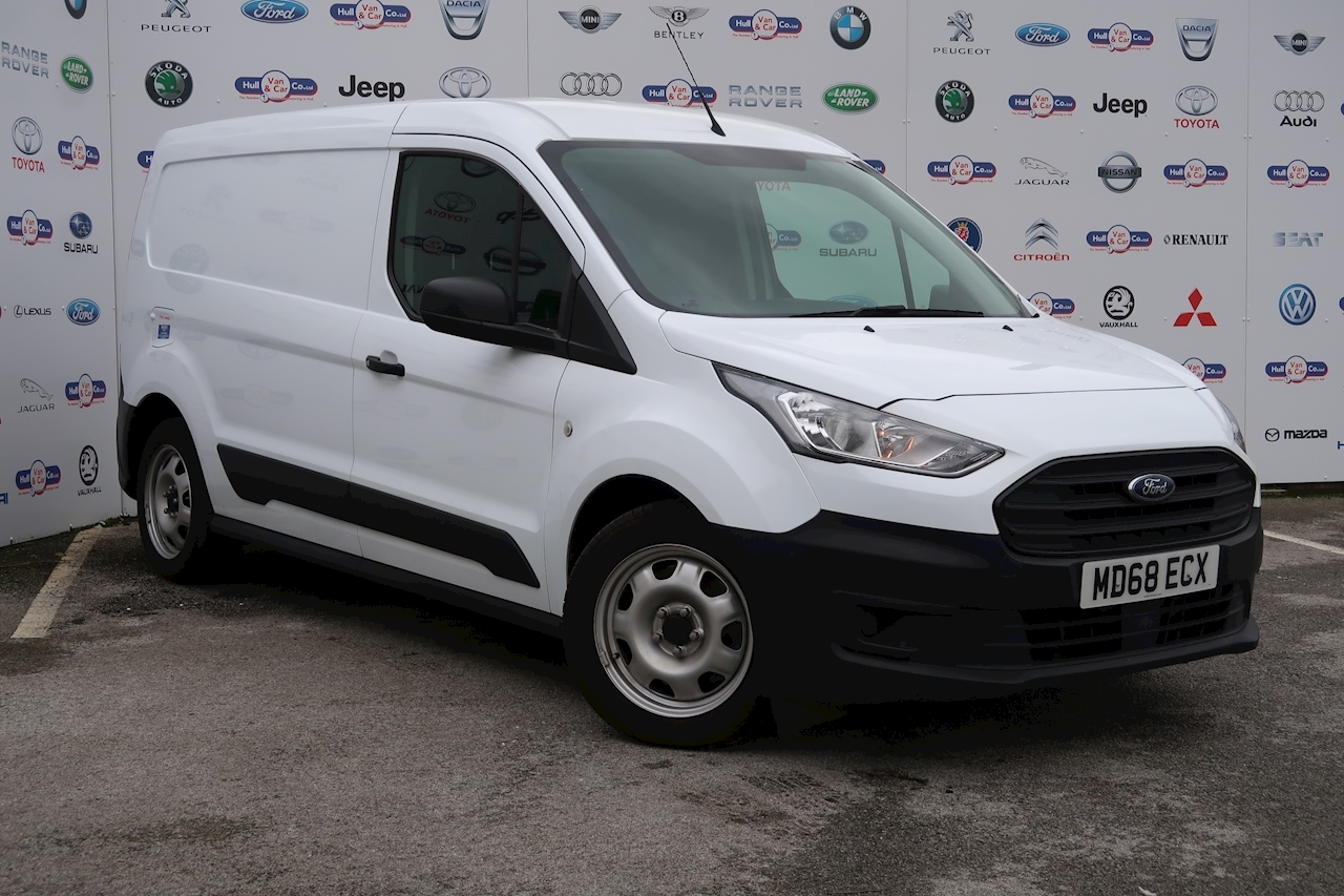 Ford Transit Connect 210 Base Tdci Panel Van 1.5 Manual Diesel