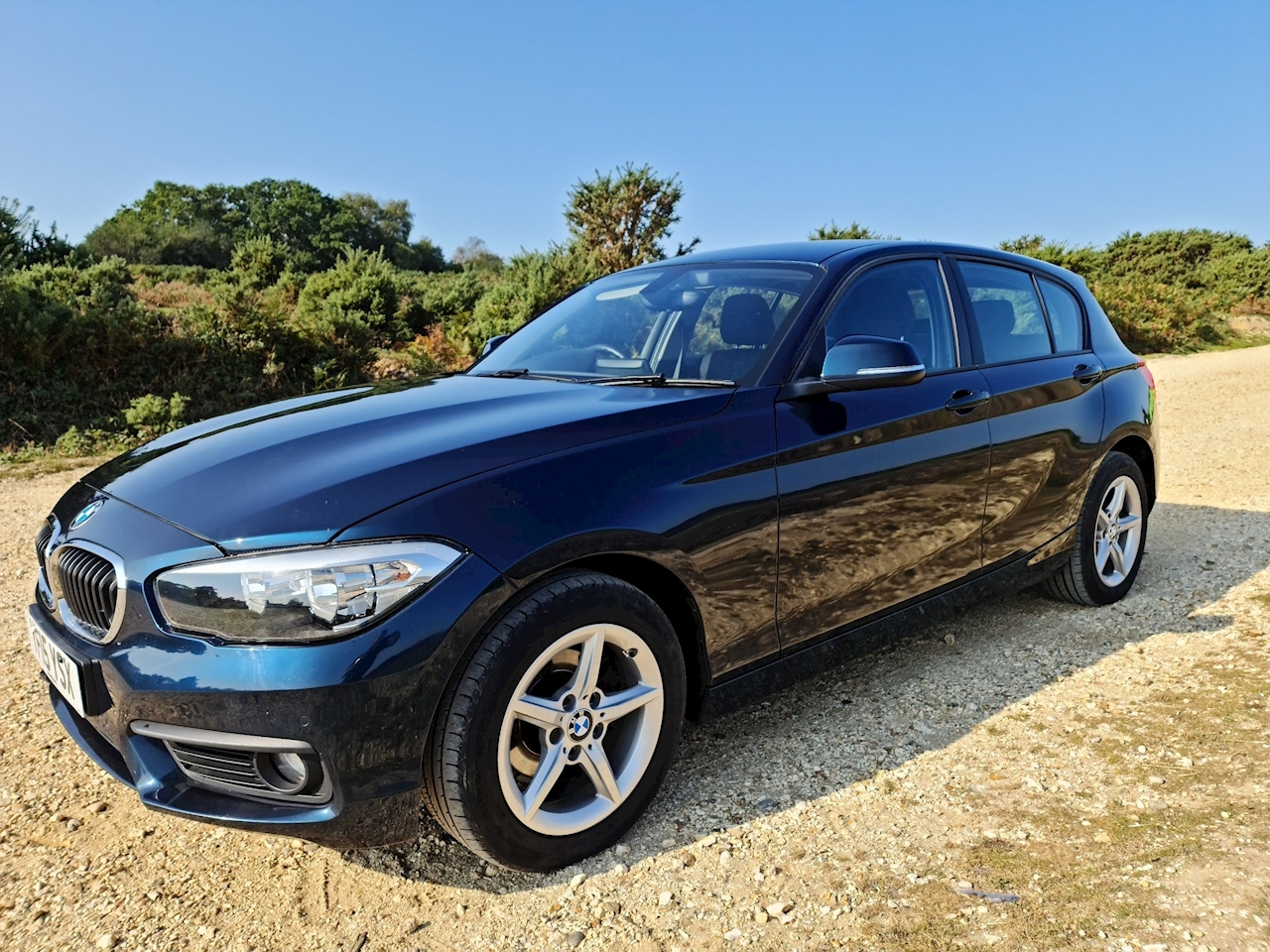 BMW 1 Series 118D Se Hatchback 2.0 Automatic Diesel