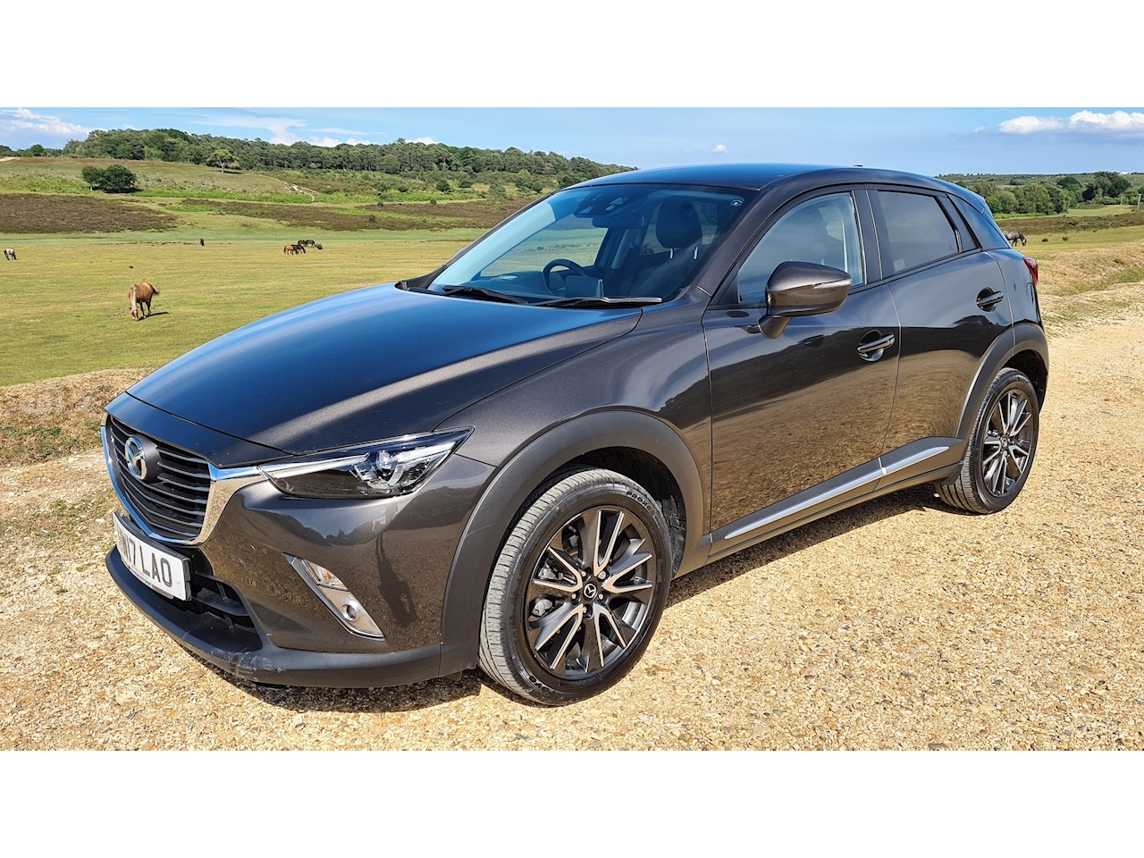 Mazda Cx-3 Sport Nav Hatchback 2.0 Manual Petrol