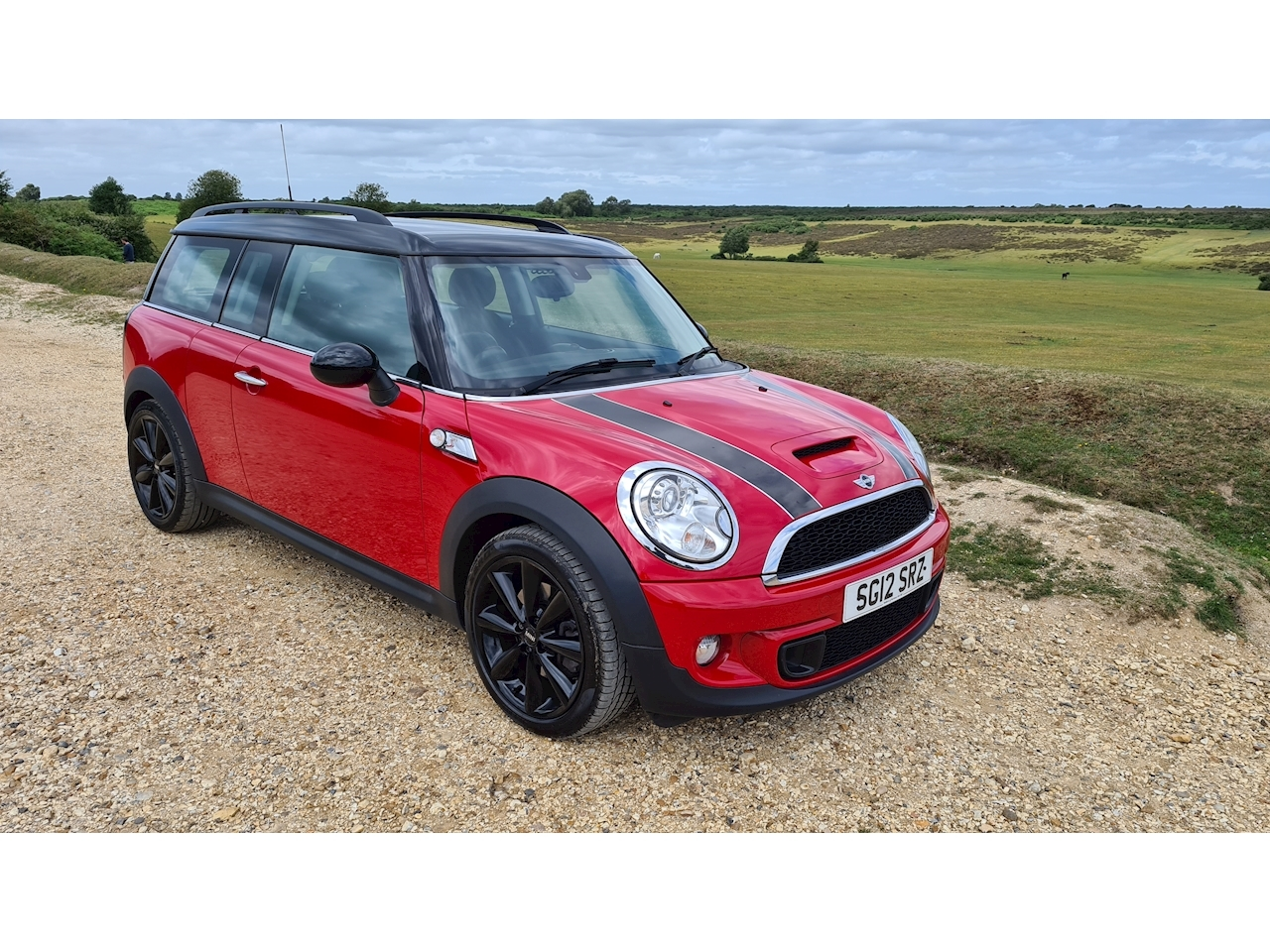 Mini Mini Cooper S Clubman Estate 1.6 Manual Petrol