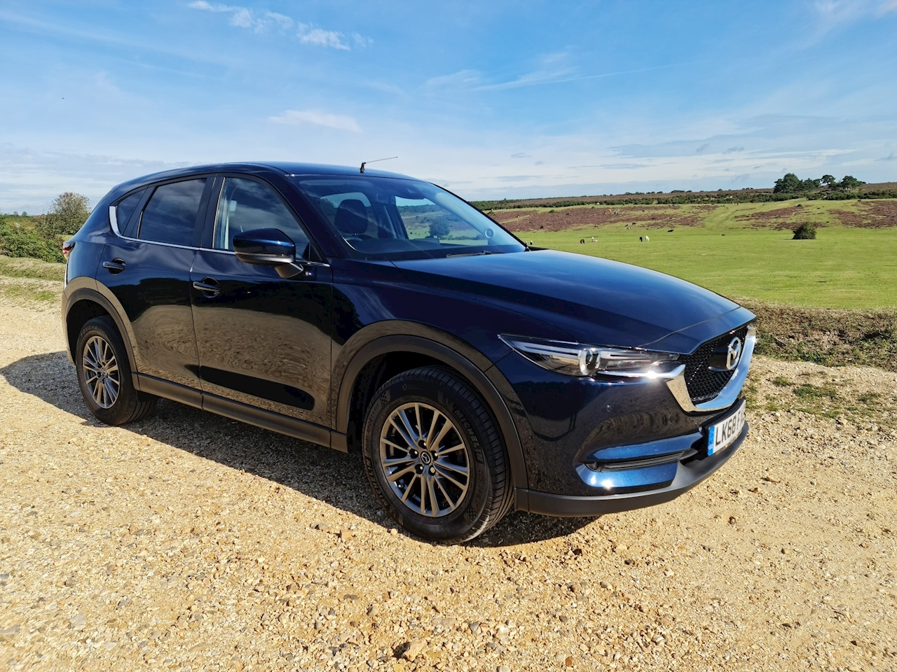 Mazda Cx-5 D Se-L Nav Estate 2.2 Manual Diesel