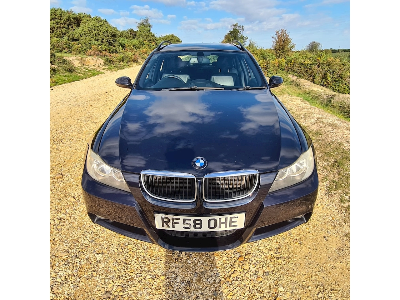 BMW 3 Series 320d Edition M Sport Touring Touring 2.0 Manual Diesel