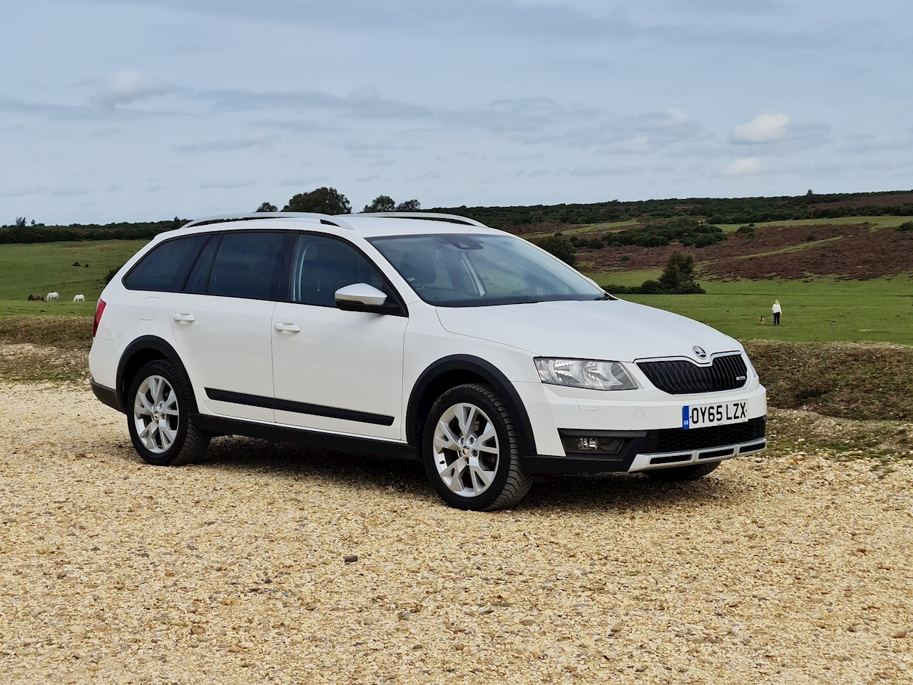 SKODA Octavia Scout Estate 2.0 Manual Diesel