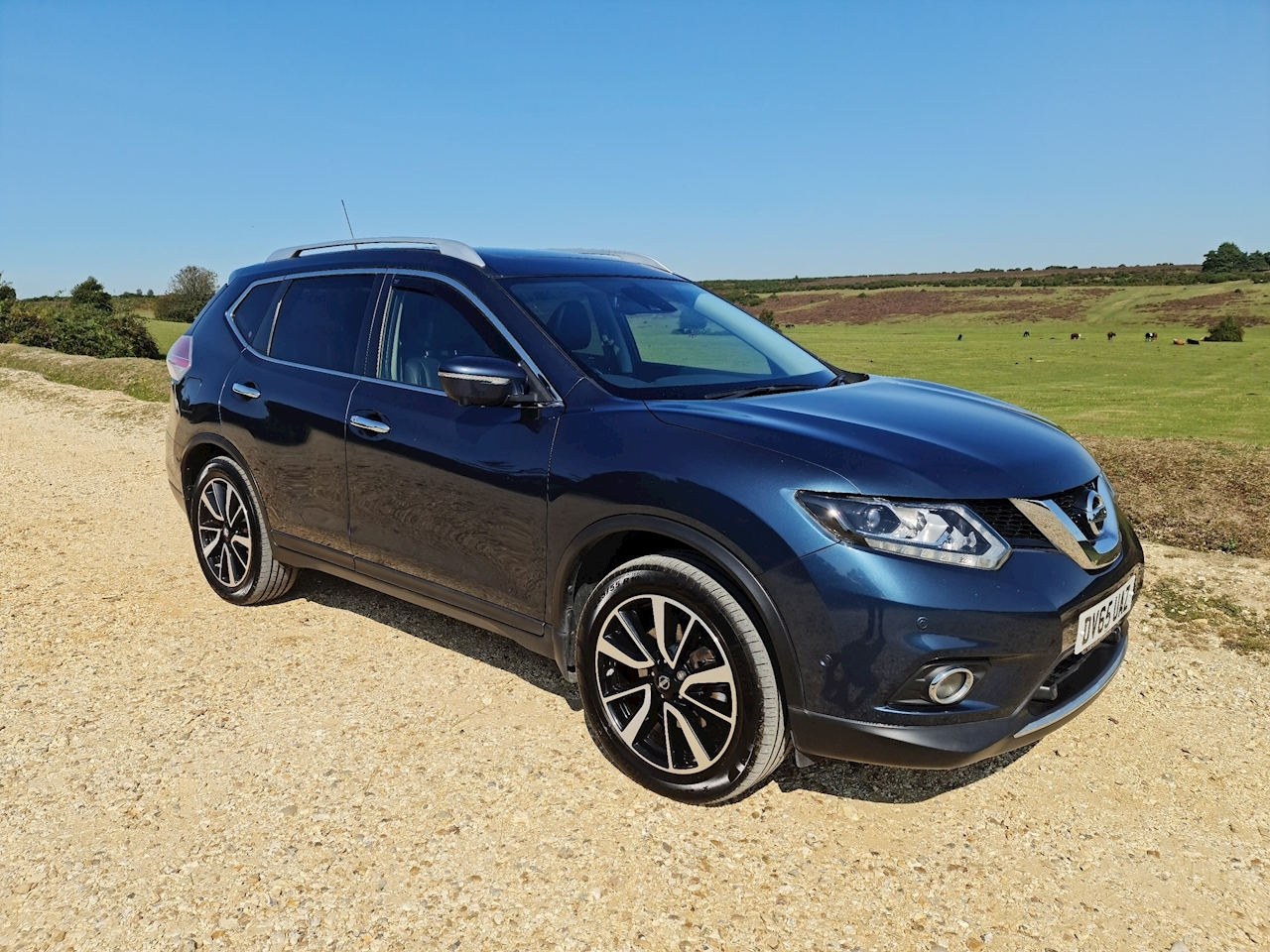 Nissan X-Trail Tekna SUV 1.6 Manual Diesel