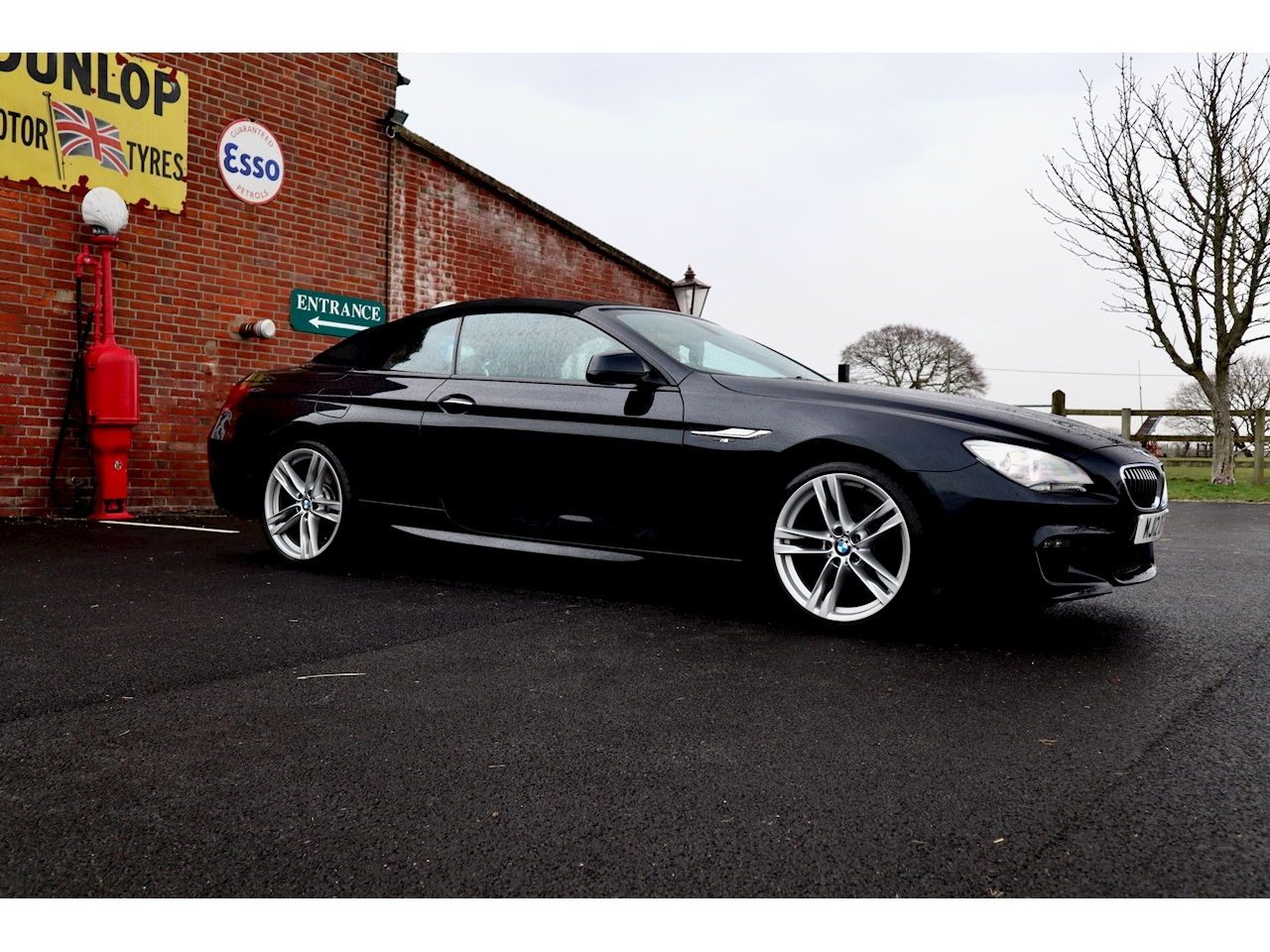 BMW 6 Series 640d M Sport Convertible 3.0 2dr Convertible Automatic Diesel