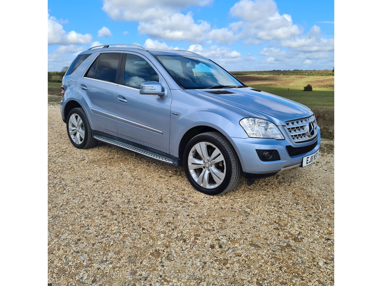 Mercedes-Benz M Class Sport SUV 3.0 Automatic Diesel