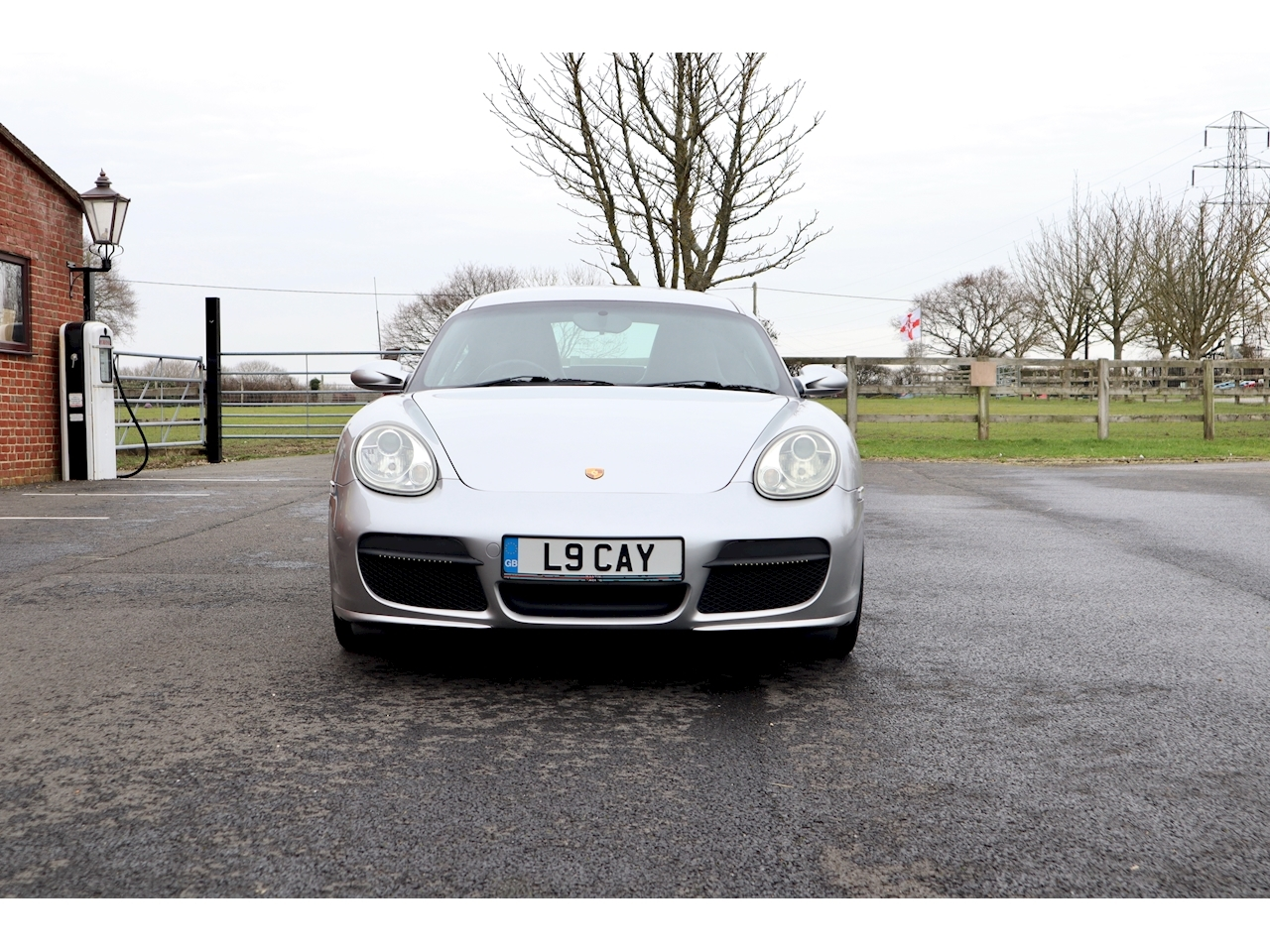 Porsche Cayman 987 S Coupe 3.4 Manual Petrol