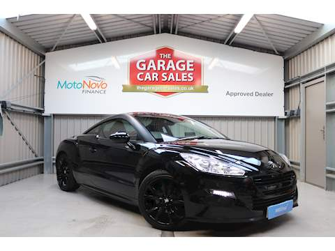 Peugeot Rcz Thp Magnetic Coupe 1.6 Manual Petrol
