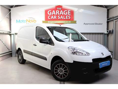 Peugeot Partner Hdi Professional L1 850 Panel Van 1.6 Manual Diesel
