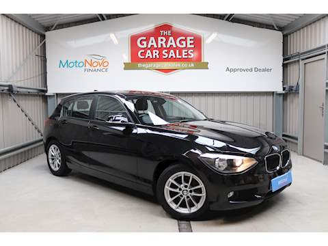 Bmw 1 Series 116D Efficientdynamics Business Hatchback 1.6 Manual Diesel