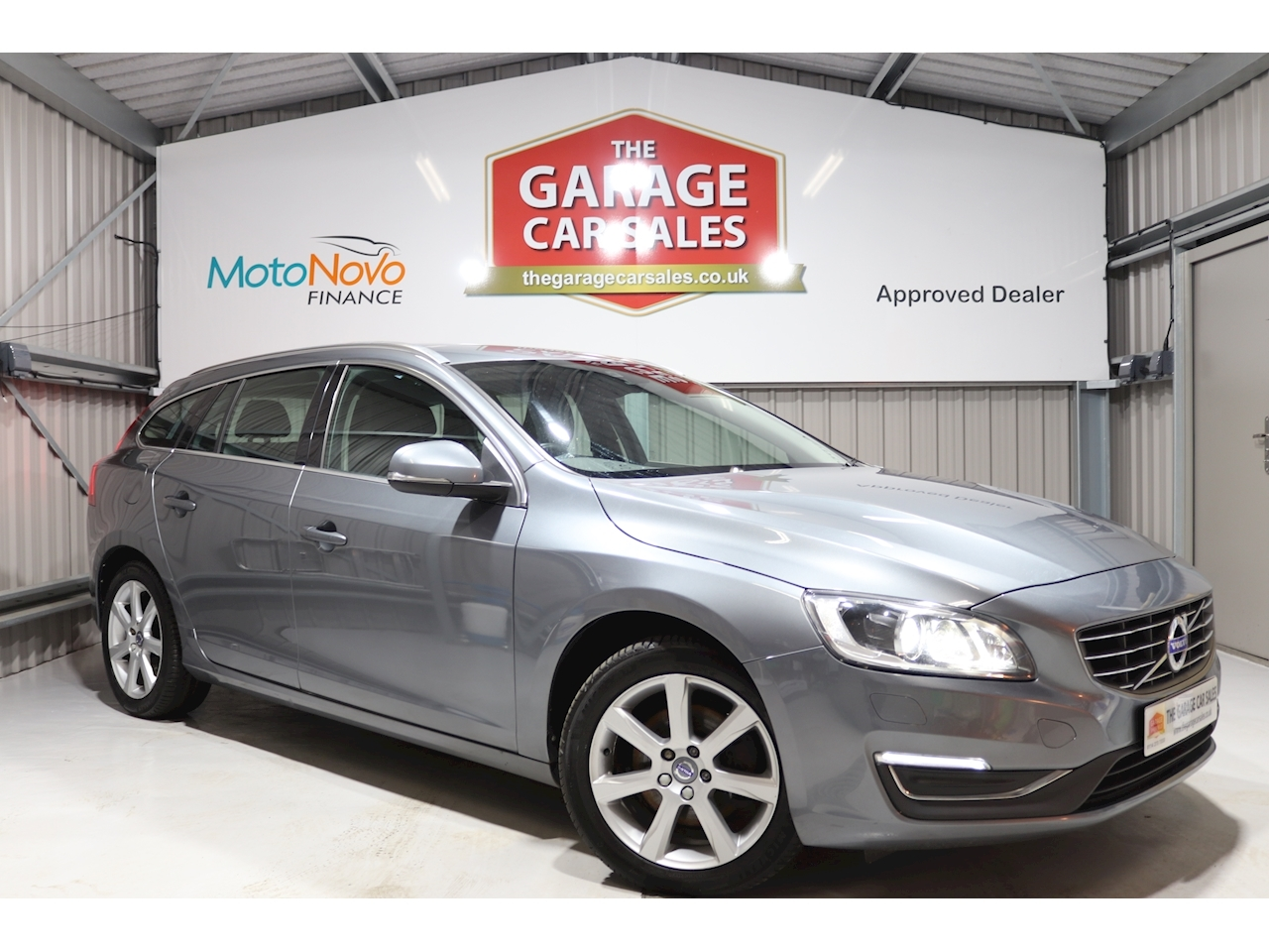 V60 D3 Se Lux Nav Estate 2.0 Manual Diesel
