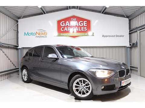 BMW 1 Series 118D Se Hatchback 2.0 Manual Diesel