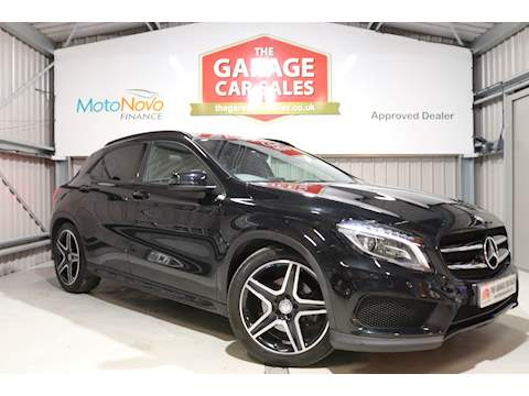 Mercedes-Benz Gla-Class Gla220 Cdi 4Matic Amg Line Premium Plus Estate 2.1 Automatic Diesel
