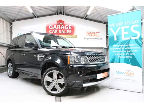 Land Rover Range Rover Sport Tdv6 Autobiography Estate 3.0 Automatic Diesel