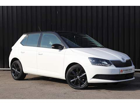 Skoda Fabia Colour Edition Tsi Hatchback 1.0 Manual Petrol