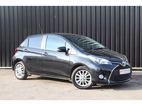 Toyota Yaris Vvt-I Icon 1.3 5dr Hatchback Manual Petrol