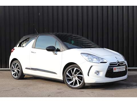 Citroen Ds3 E-Hdi Dstyle Plus Hatchback 1.6 Manual Diesel