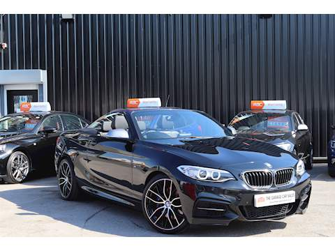 BMW 2 Series M235i Convertible 3.0 Automatic Petrol
