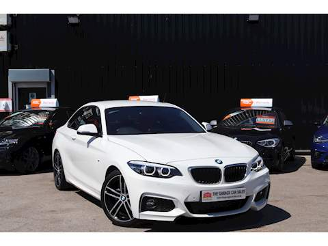 BMW 2 Series 218I M Sport Coupe 1.5 Manual Petrol