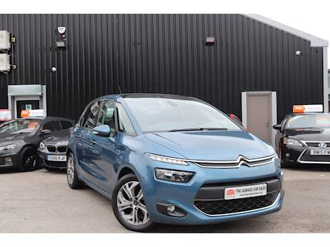 Citroen C4 Picasso E-Hdi Airdream Exclusive Mpv 1.6 Manual Diesel