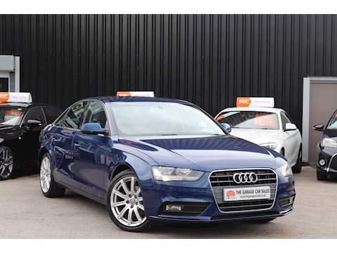 Audi A4 Tdi Technik Saloon 2.0 Manual Diesel
