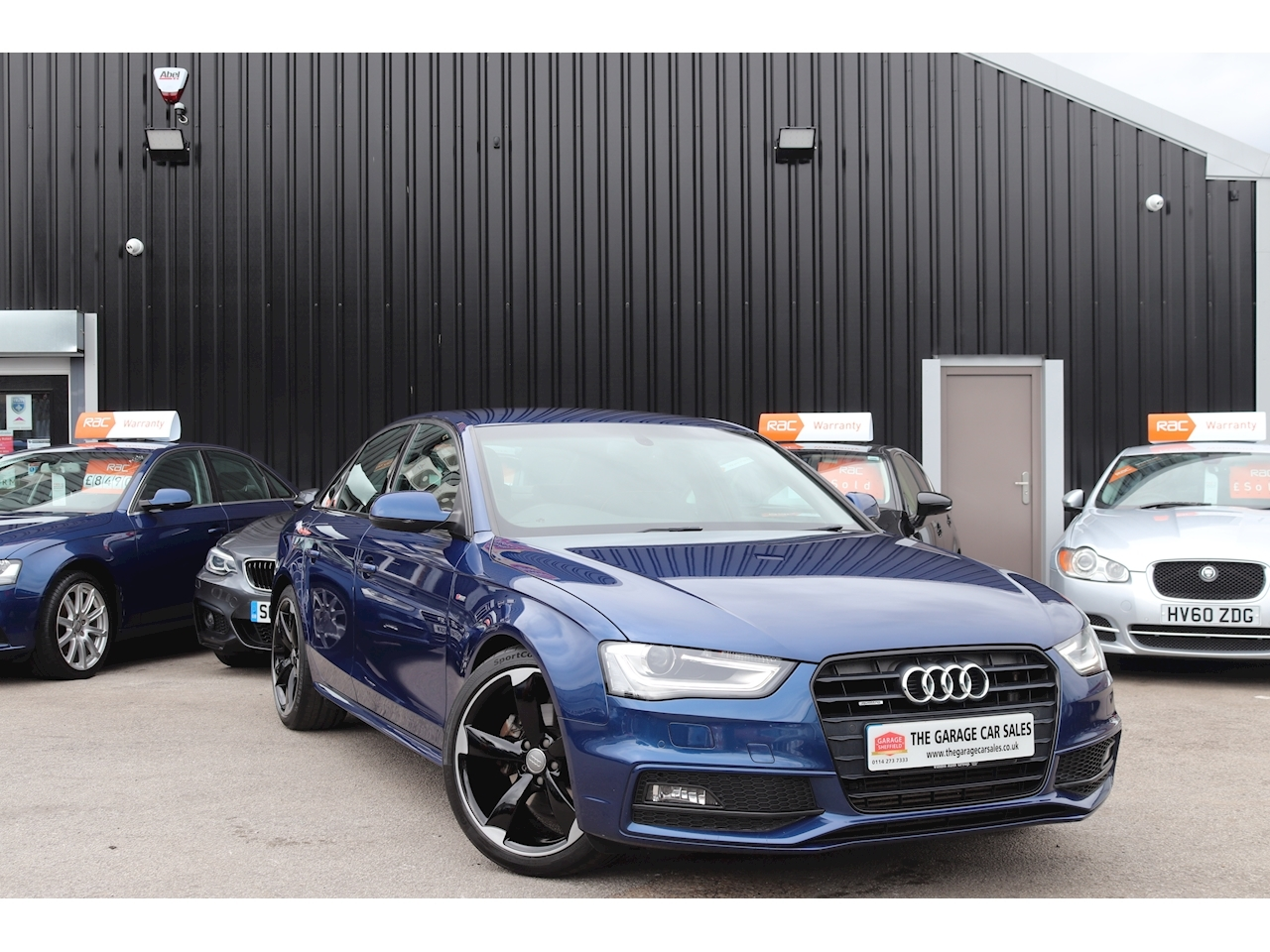 A4 Black Edition Saloon 2.0 S Tronic Diesel