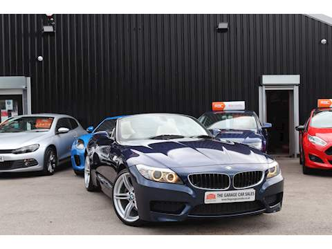 BMW Z4 Series Z4 sDrive28i Roadster Roadster 2.0 Manual Petrol