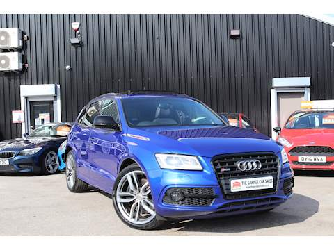 Audi SQ5 Plus Special Edition SUV 3.0 Tiptronic Diesel