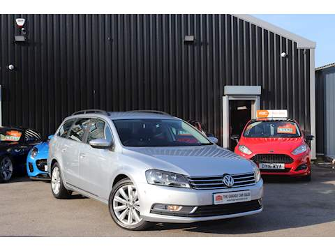 Volkswagen Passat Highline Estate 2.0 Manual Diesel