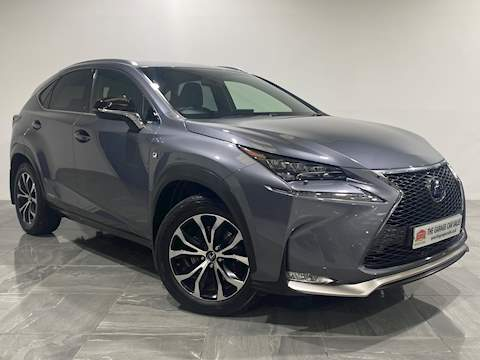 Lexus Nx 300H F Sport 2.5 5dr Estate Cvt Petrol/Electric