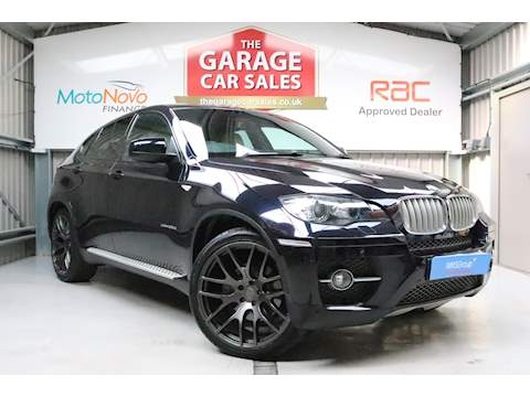 BMW X6 Xdrive35d Coupe 3.0 Automatic Diesel