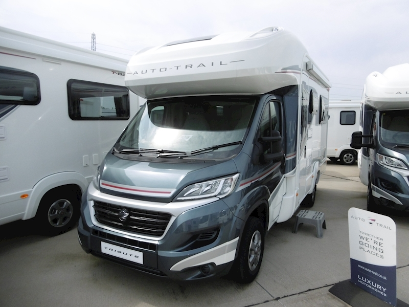 Tribute T-625 Lo-Line 2.3 Motorhome Manual Diesel