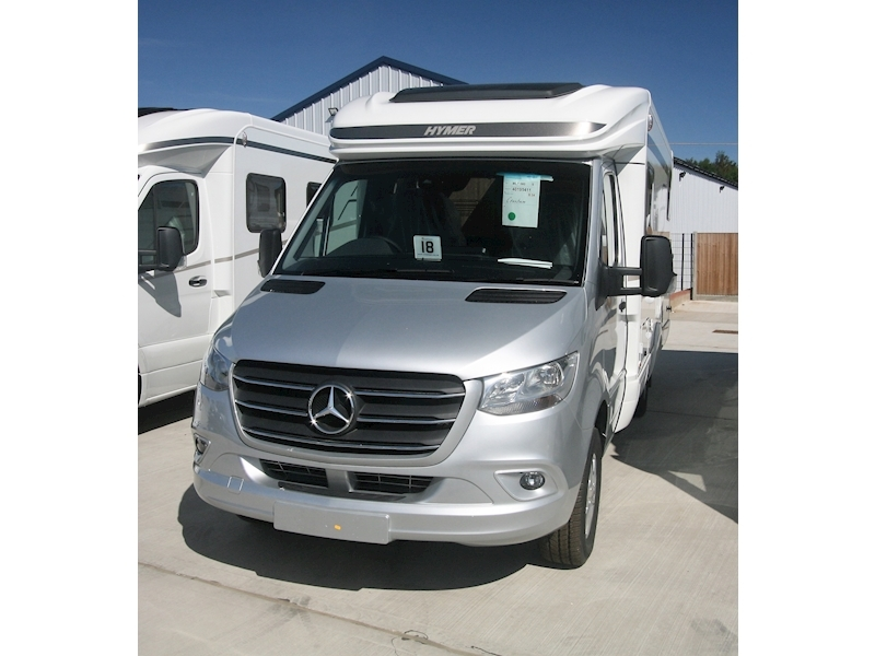 Hymer ML-T 580 - Large 0